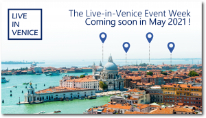 Live-in-Venice Week 2021 | powered by SofaTours
